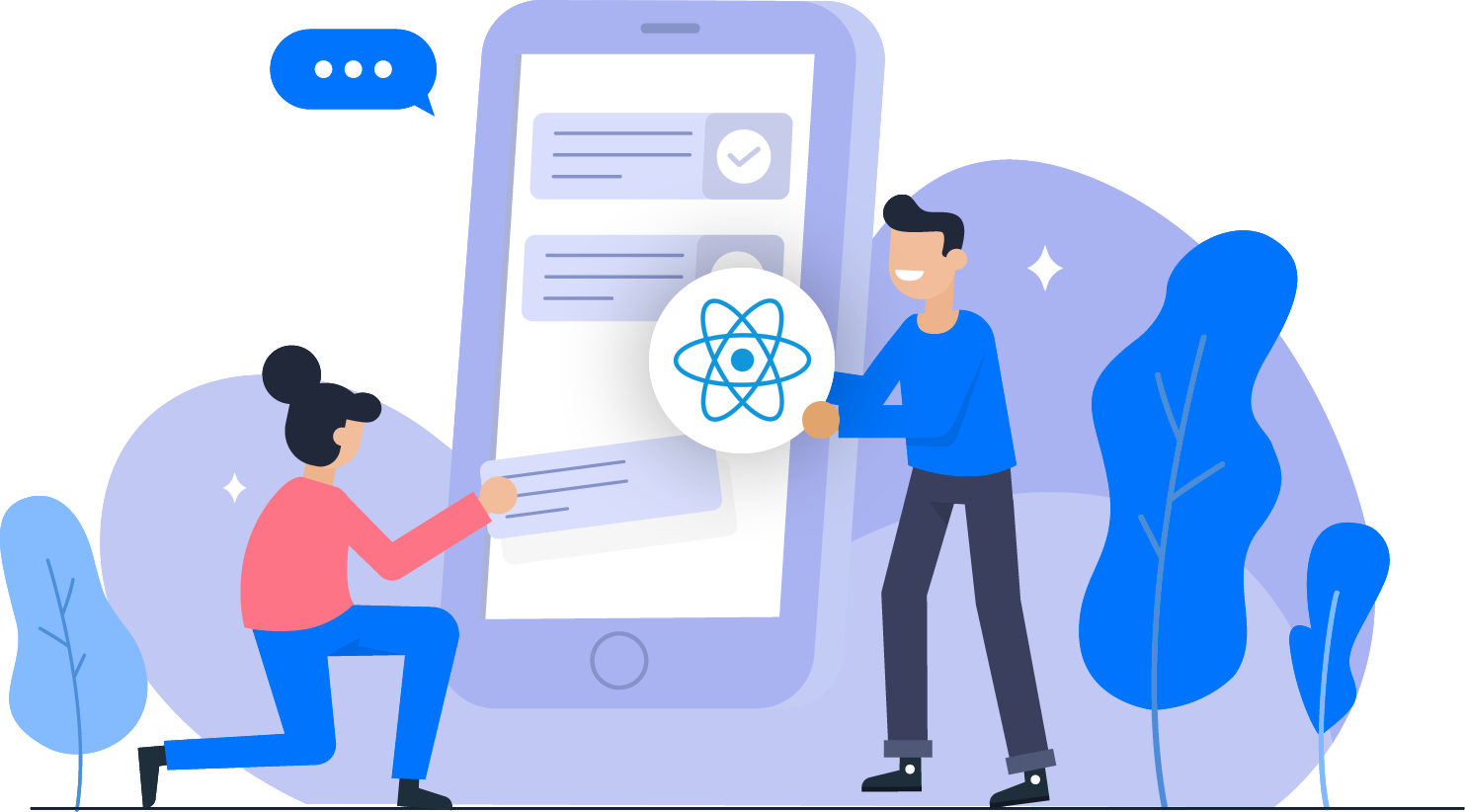React native for mobile